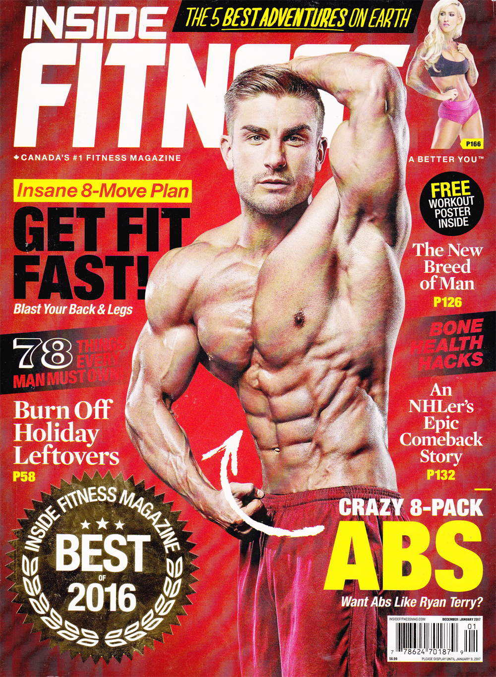 Matt Johnson and Dan Edmunds are contributors to Inside Fitness Magazine